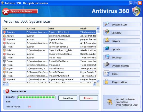 faux-antivirus