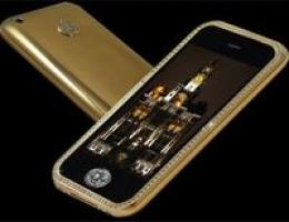 iphone en or carat