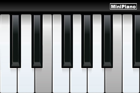 jouer su piano sur son iphone
