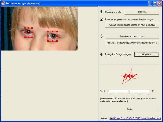 logiciel gratuit anti yeux rouge