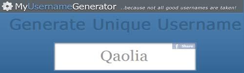 pseudo generateur