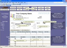 Créer devis et factures avec Excel
