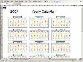 Fabriquer des calendriers sur mesure