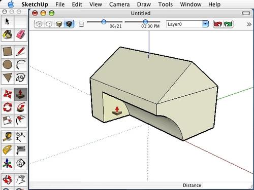 Réaliser des bâtiments 3D pour Google Earth