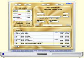 logiciel gratuit pour faire ses comptes gestion de compte bancaire. Black Bedroom Furniture Sets. Home Design Ideas