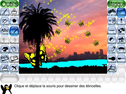 logiciel de dessin pour les enfants