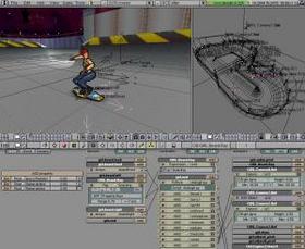 modéliser en 3D des animations