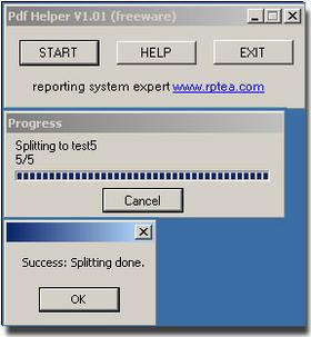 Diviser ou fusionner des PDF