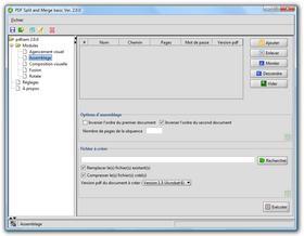 Fusionner ou couper ses fichiers PDF