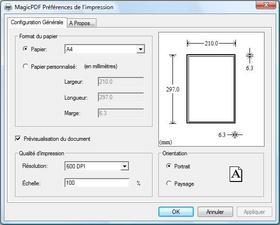 imprimante pdf gratuite