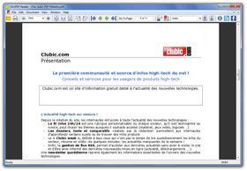 lecteur PDF gratuit et leger