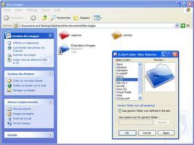 Changer l'apparence des dossiers de windows xp