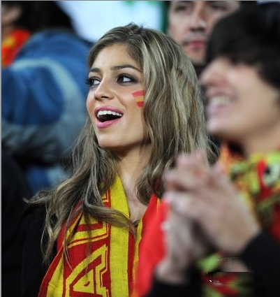 belle-Supportrice-espagne 2
