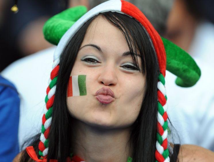 Les plus belles supportrices de foot paraguay holland france - Les plus belles douches italiennes ...