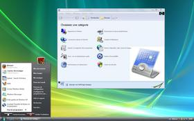 changer interface windows xp