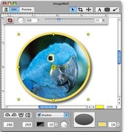editer une photo, une image