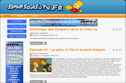 Simpsonstv streaming