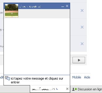 parler sur facebook