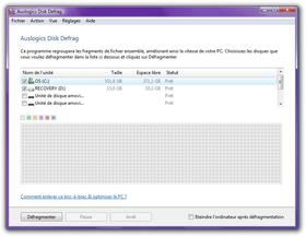 comment defragmenter son pc
