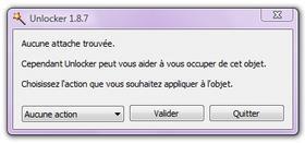 logiciel pour supprimer les fichier impossible a supprimer
