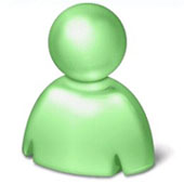 icône Windows Live Messenger