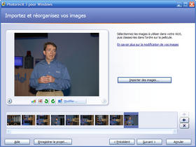 montage  video photo avec musique