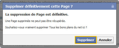 Suppression-définitive-dune-page-facebook