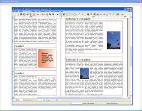 logiciel gratuit de Publication Assistée par Ordinateur