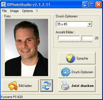IDPhotoStudio logiciel photo identite