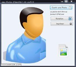Jsoftware Mes Photos d'identité logiciel gratuit