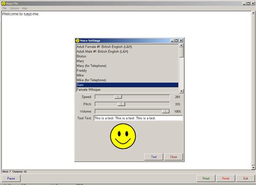 Synth tiseur vocal logiciel gratuit pour lire les textes - Table de mixage virtuel gratuit en francais ...
