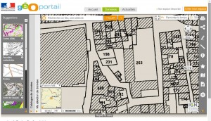 parcelle cadastral